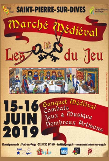 marche-medieval_animations_banquet_Saint-Pierre-en-Auge_Normandie_Moyen-age-festif