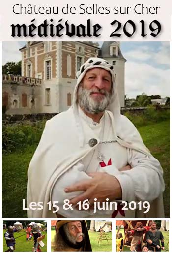 medievale-2019-chateau-selles-sur-cher-Normandie_animations-moyen-age