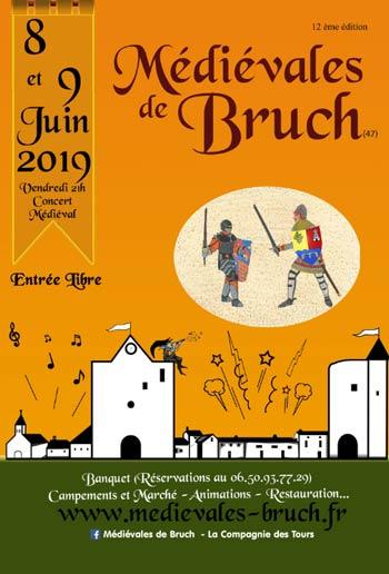 medievales-de-bruch_Lot-et-Garonne_compagnies-medievales-animations_2019