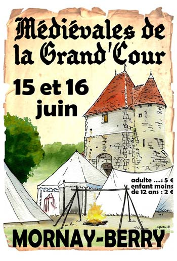 medievales-de-la-grand-cour_chateau-val-de-Loire_animations-foire-moyen-age