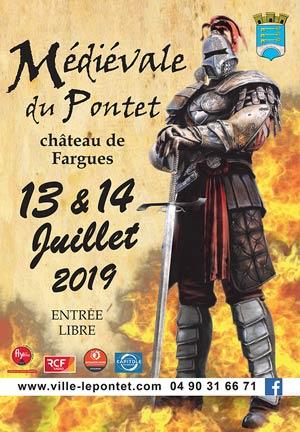 Medievales-le-pontet-chateau-de-fargues-Vaucluse-Provence-Alpes-Côte-d'Azur