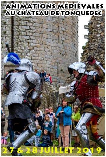 animations-medievales-chateau-tonquedec-bretagne-cote-armor-2019
