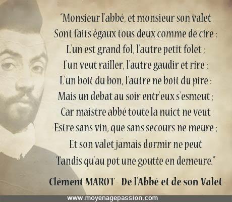 clement_marot_poesie-sairique-dizain-epigramme-moyen-age-tardif