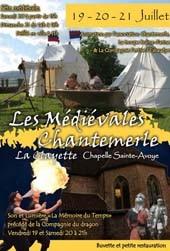 fetes-medievales-chantemerle-La-Clayette-Bourgogne-Franche-Comté-2019_s