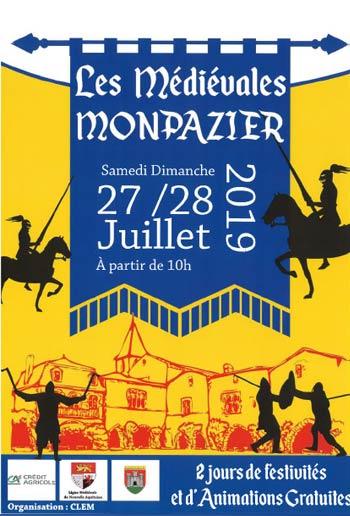 les-medievales-de-Monpazier-2019-Nouvelle-Aquitaine-reconstitutions-historiques-animations
