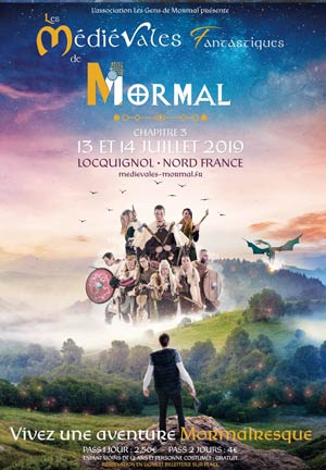 medieval-fantastisque-2019-Mormal-Hauts-de-France