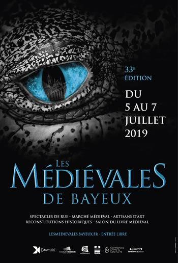 medievales-2019-Bayeux-animations-compagnies-medievales-Aure-Normandie
