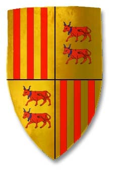 montaner-chateau-ecu-armoirie-blason-animations-medievales-aquitaine