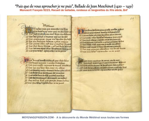 Manuscrit-ancien-francais-9223-BnF-Meschinot-ballade-poesie-medievale-amour-courtois_s