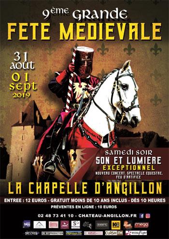 fete-animations-medievales-2019-chateau-chapelle-angillon-Centre-Val-de-Loire