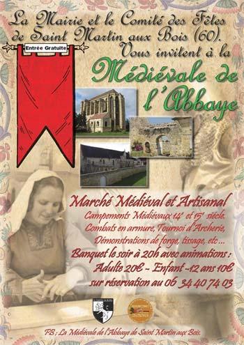 Medievale-abbaye-Saint-Martin-aux-Bois-animations-week-end-Picardie-Hauts-de-France