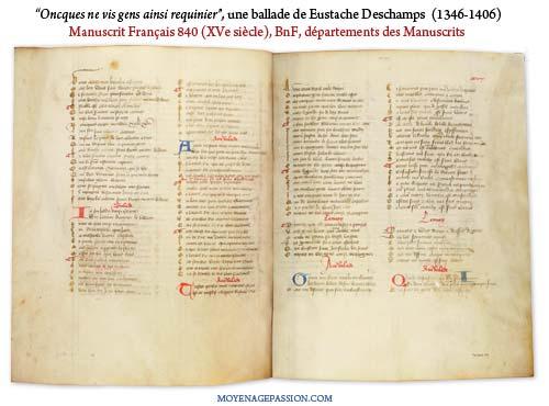 eustache-deschamps-ballade-poesie-satirique-francais-840-manuscrit-medieval-moyen-age-tardif_s