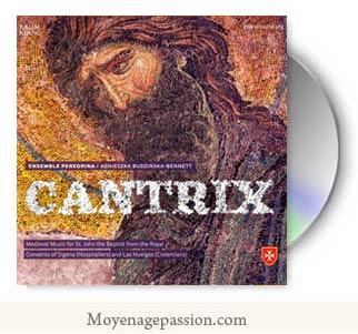 musique-medievale-album-ensemble-peregrina-cantix-moyen-age