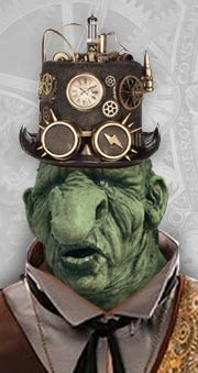 steampunk-troll