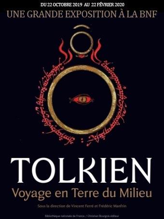 exposition-JRR-Tolkien-evenement-moyen-age-medieval-fantastique-Bnf-Paris