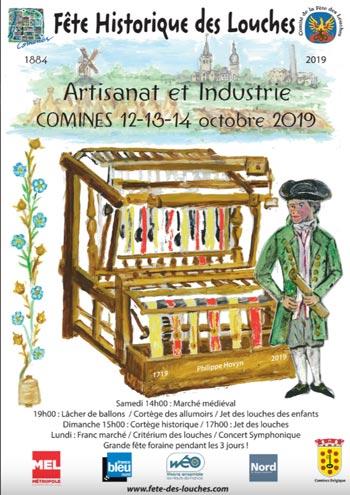 fete-historique-medieval-louche-comines-Hauts-de-France