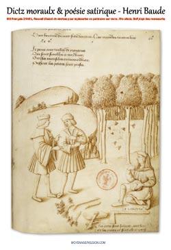 henri-baude-poesie-satirique-dits-moraux-tapisserie-moyen-age-tardif-s