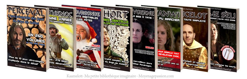 kaamelott-librairie-humour-detournement-livre-imaginaire