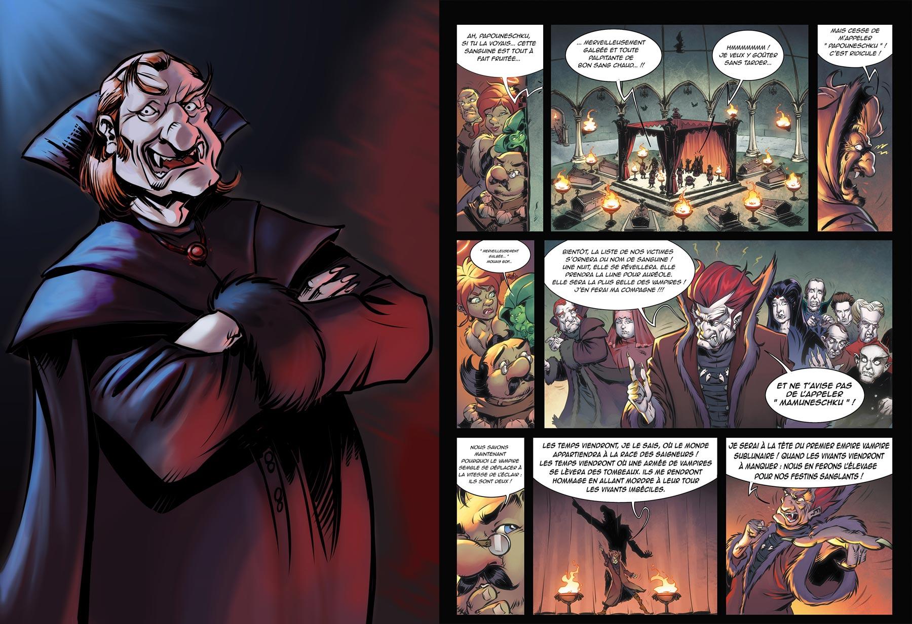 bande-dessinee-monde-medieval-humour-legende-doree-joblin-nouvel-album-vampire