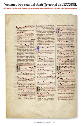 chanson-medievale-amour-courtois-jeannot-de-lescurel-moyen-age-central-manuscrit-ancien-s