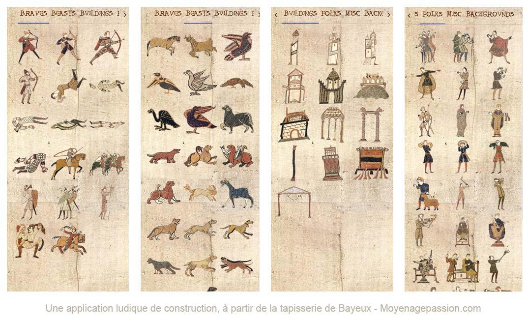 application-ludique-tapisserie-bayeux-jeux-monde-medieval