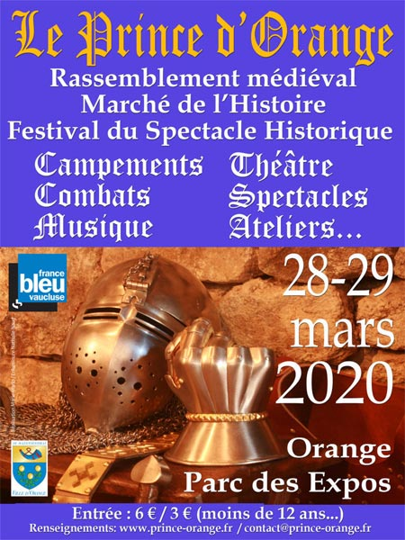 prince-orange-2020-fete-rassemblement-medievale-week-end-compagnies-moyen-age