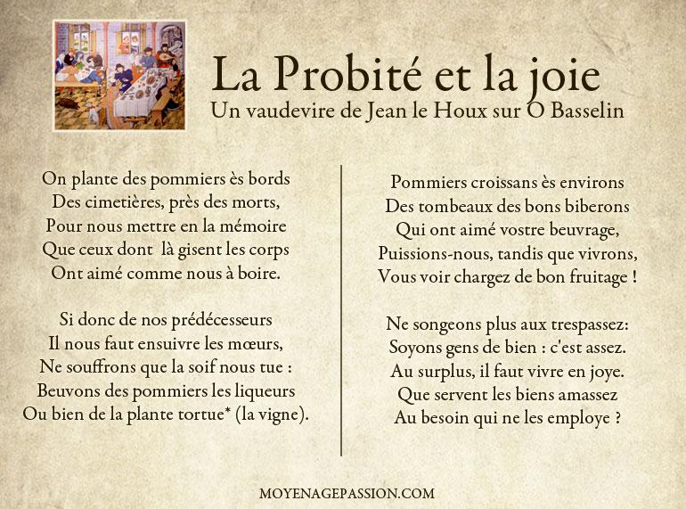 chanson-a-boire-olivier-basselin-vaudevire-jean-le-houx-monde-medieval-renaissance