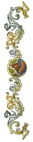 deco-dragon-medievale-bestiaire