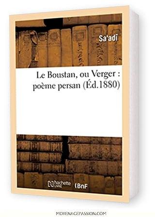 boustan-saadi-verger-livre-sagesse-persanne-medievale-moyen-âge