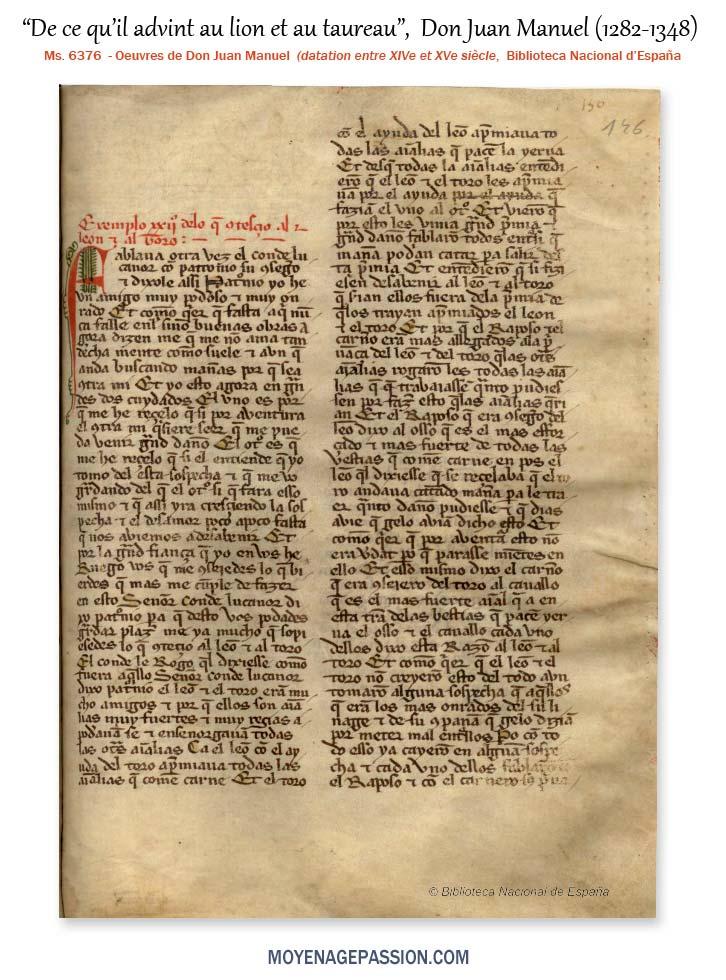 comte-lucanor-europe-medievale-don-juan-manuel-contes-moraux-politiques-moyen-age