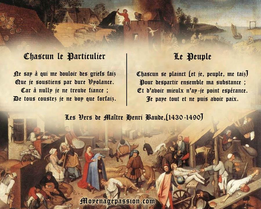 henri-baude-poesie-medievale-dict-moral-politique-peuple-oppression