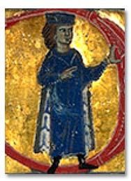 poesie-medievale-troubadour-guilhem--Poitiers-Guillaume-IX-Aquitaine-moyen-age