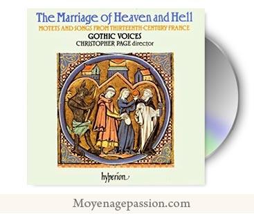 musique-medievale-album-trouvere-Blondel-de-Nesle-Gothic-voices-Christopher-page-Moyen-age