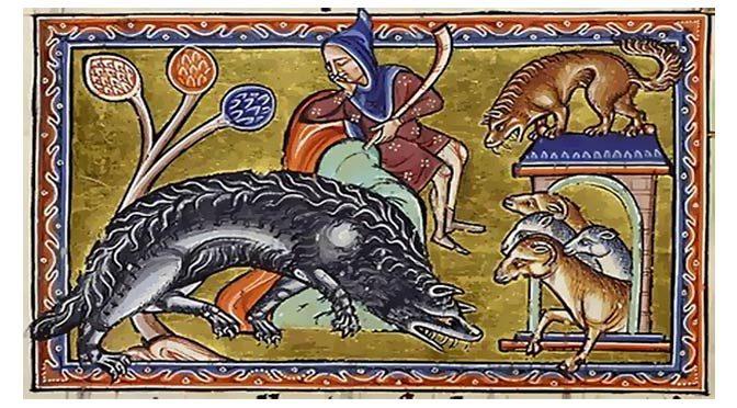 Fable médiévale : le chien et la brebis de Marie de France