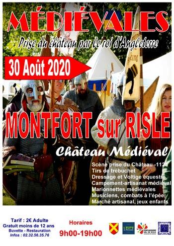 Médiévales-2020-fetes-compagnies-Montfort-sur-Risle-Normandie