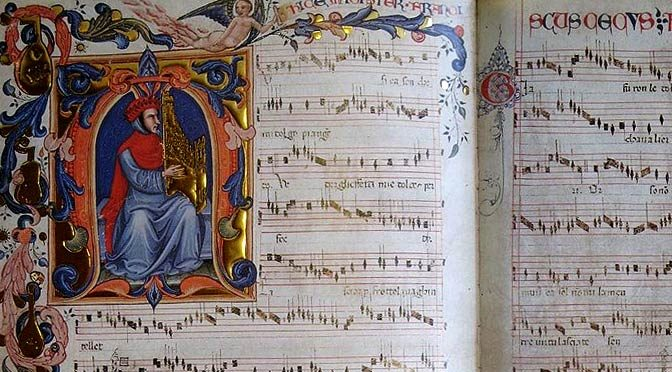 «Ecco la primavera», une chanson de francesco Landini au renouveau printanier