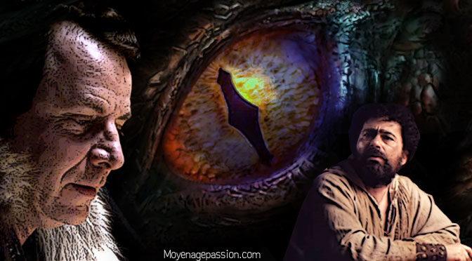 Kaamelott, «OU Comment Hervé de Rinel defit le dragon», conté par le roi loth