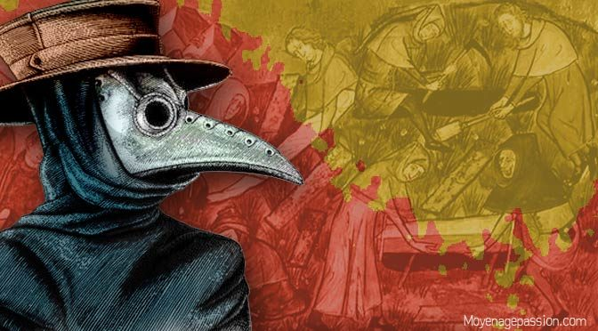 La réalité de la peste noire médiévale, une citation De Jacques le Goff