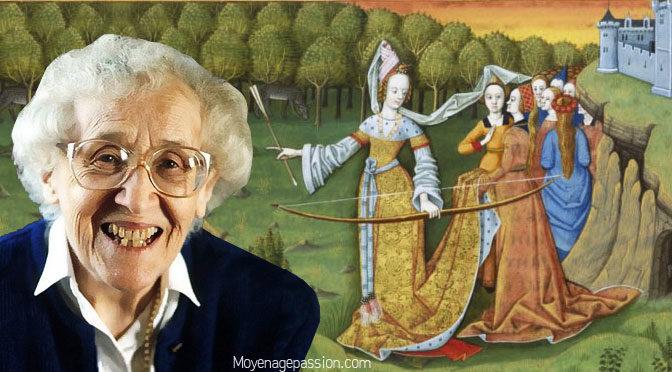 Idées reçues & pépites de médiévistes : Régine Pernoud & la femme au Moyen-âge