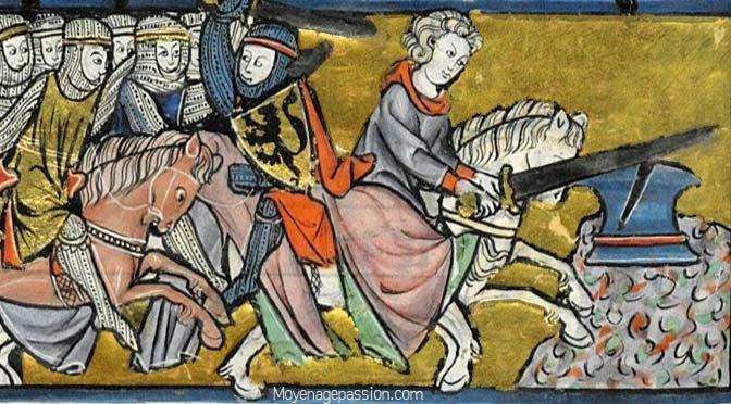 Excalibur, une légende médiévale à la faveur des fêtes