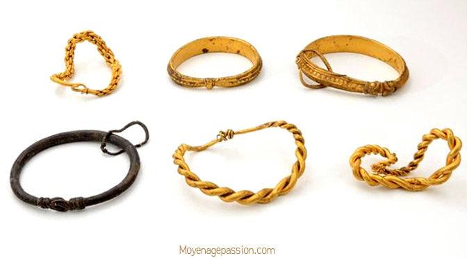 trésor, bracelets, mondes et mode vikingS