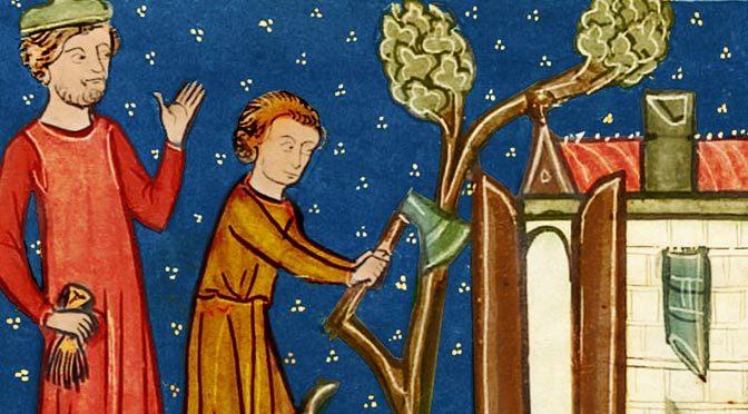 Détente : Un imagier médiéval Au musée de Cluny