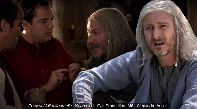 interlude Kaamelott : Tous les secrets du jeu du pélican de Perceval