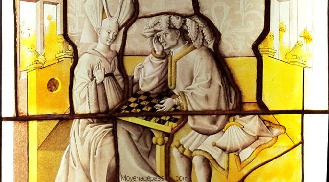 Technologie : Le verre et les verriers au moyen-âge