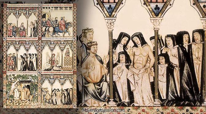 La Cantiga de Santa Maria 7 interprétée par l'ensemble Apotropaïk