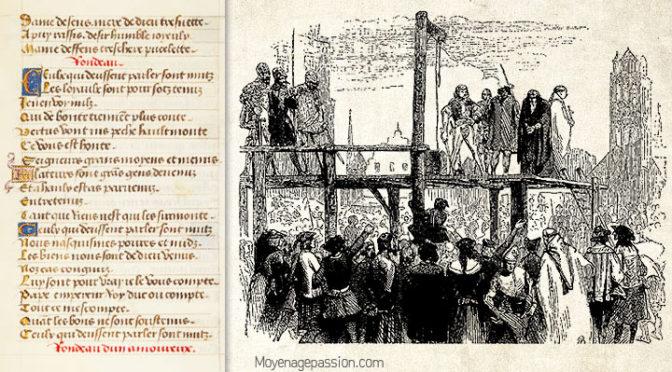Un rondeau satirique de Meschinot dans la Bretagne agitée de la fin du XVe