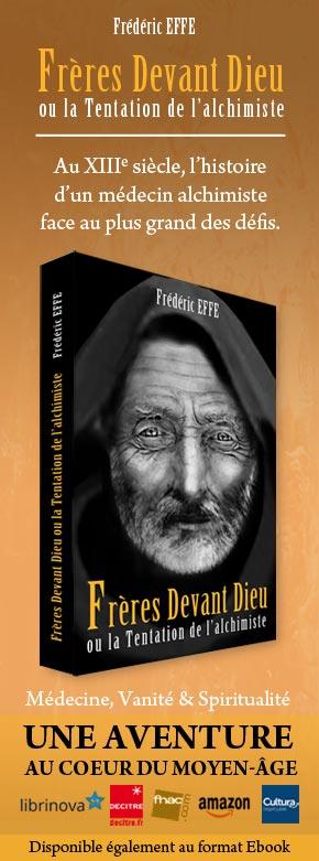 Roman médecine sorcellerie aventure moyen âge chrétien