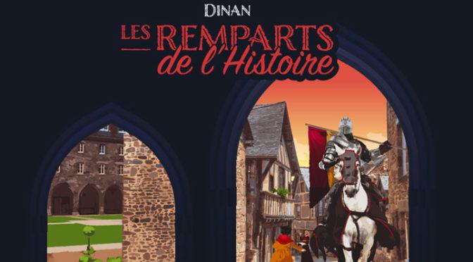 Agenda : en juillet, le moyen-âge festif de retour à Dinan