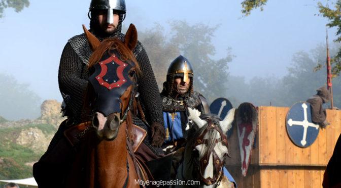 En Septembre, les  médiévales normandes de Montfort sur Risle