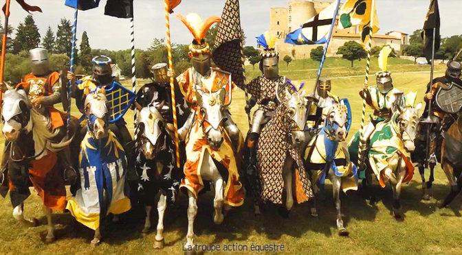 Début octobre, le grand retour des médiévales de  Montferrand